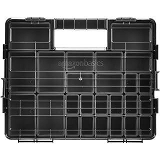 AmazonBasics Tool Organiser - 25 Compartments