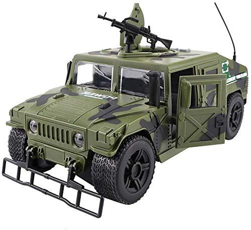 Simulation Militärspielzeug Trägheitsmodelle aus Metalldruckguss Panzer Panzerwagen Öffnungstüren mit Sound und Licht Pullback-Aktion Detailliertes Innenmodell 3 Jahre alt Kindergeburtstagsgesche