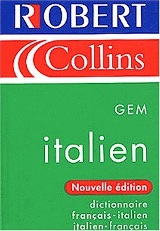 Mini dictionnaire 2003 (Bilingue) : Français-Italien par Collectif