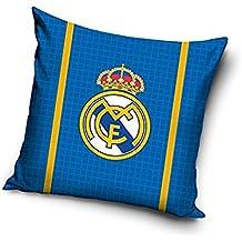 Real Madrid Logo Cojín 40 x 40 cm, ...