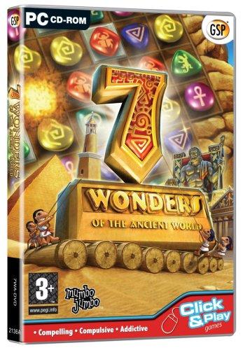 7 Wonders of the Ancient World (PC CD) [Edizione: Regno Unito]