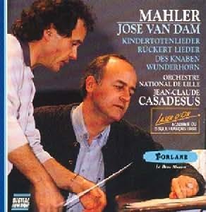 Mahler Kindertotenlieder by Imports