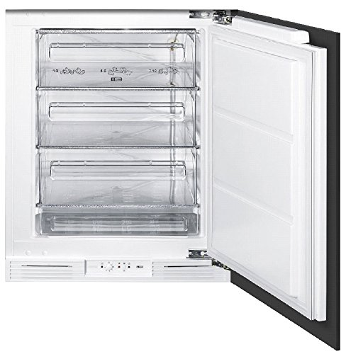 Smeg ud7108fsep integriertem Recht 98L A + schwarz Gefrierschrank-Tiefkühltruhen (Recht, 98l, 18kg/24h, sn-t, A +, schwarz)