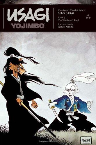 Usagi Yojimbo Book 3: Wanderer's Road (Fantagraphics Books)