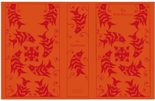 The Mahabharata (Penguin Clothbound Classics) (Hindu-dummies)