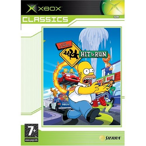 The Simpsons: Hit and Run - Best of Classics