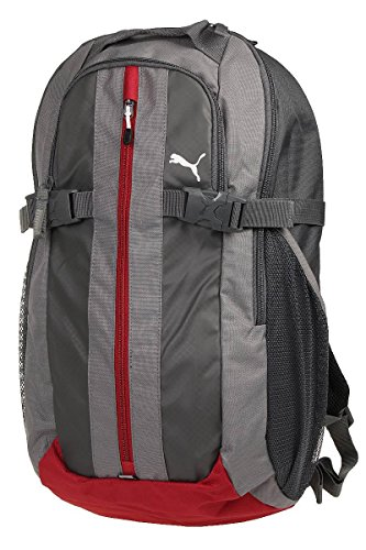 PUMA Apex Backpack Laptop sports 073394 03 grey, Farben:Gris Steel Gray