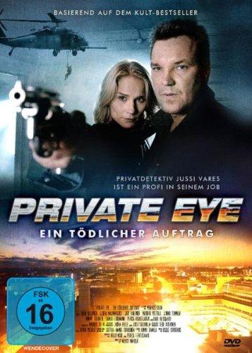 Private Eye - Ein tödlicher Auftrag (Private Eyes Dvd)