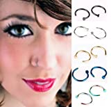 fake piercings lippe Vergleich