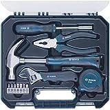 Bosch 2.607.002.791 Tool Kit Set (Blue, 12-Pieces)