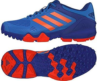 adidas de hombre III de Hockey adiPower Hockey zapatos-azul/naranja