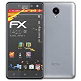 atFolix Schutzfolie kompatibel mit Haier Ginger G7 Bildschirmschutzfolie, HD-Entspiegelung FX Folie (3X)