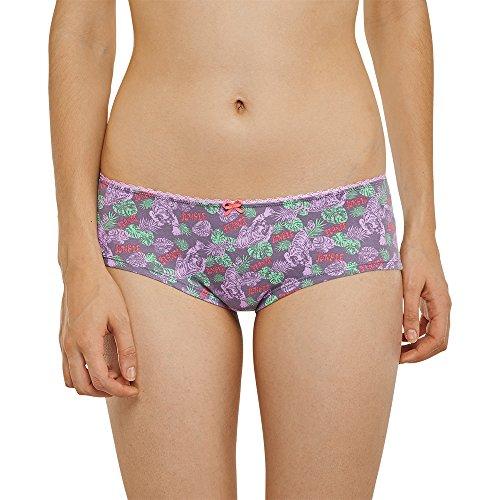 Uncover by Schiesser Damen Unterwäsche-Set Uncover bikini hipster, 3er Pack, Gr. 36 (Herstellergröße: S), Mehrfarbig (sortiert 1 901)
