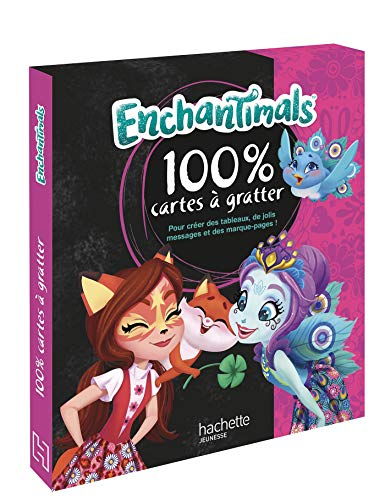 Enchantimals - Mon coffret 100% cartes à gratter par Collectif