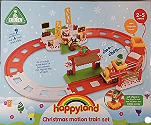 ELC Happyland Christmas Motion Train