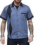 Rumble59 - Camisa Casual - para Hombre