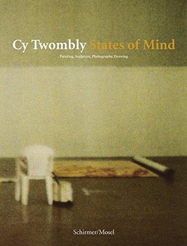 Cy Twombly - States of Mind: Malerei, Skulptur, Photographie, Zeichnungen Katalog MUMOK Wien