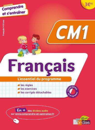 Comprendre et s'entraîner - Français CM1 par Collectif