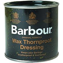 Barbour – Producto de cera impermeabilizante, lata, impermeable, protege contra espinas, para
