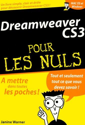 DREAMWEAVER CS3 POC PR NULS