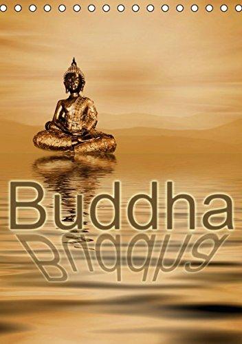 Buddha / Planer (Tischkalender 2016 DIN A5 hoch): Zeit für Entspannung mit Buddha (Planer, 14 Seiten )