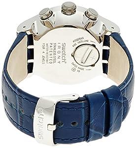 Watch Swatch Irony Chrono YOS449 BLUE TURN de Swatch