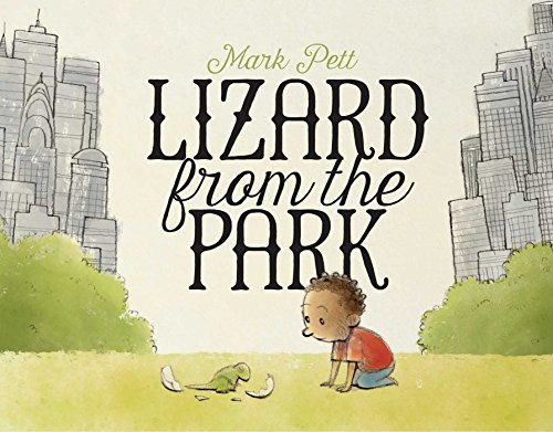 Lizard from the Park (English Edition)