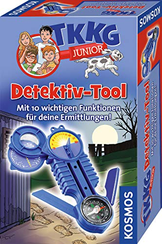 unior - Detektiv-Tool, Detektivspielzeug, Detektiv Ausrüstung ()