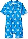 Sanetta Baby-Jungen Badeanzug 430379, Blau (Sailor Blue 5909), 68