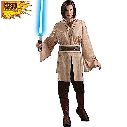 Star Wars Jedi Knight Kostuem Damen 155cm-165cm (Kostüm Wars Jedi Star Knight)