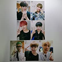 BTS bangtan Boys fancafe Fire final Promotional Stage Photo Set