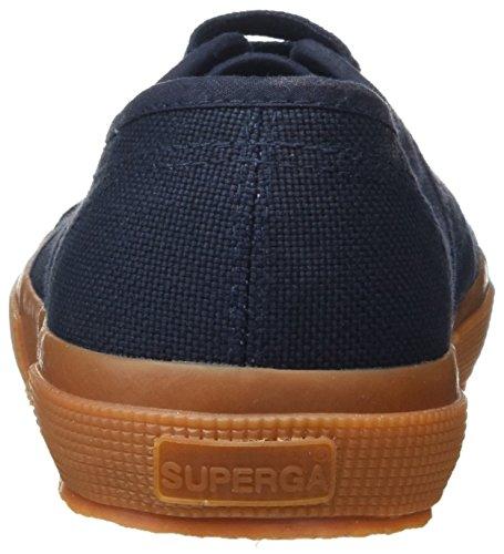 Scarpe Unisex navy Classic 2750 Cotu Gum Superga Blu fgnqpav1Ww