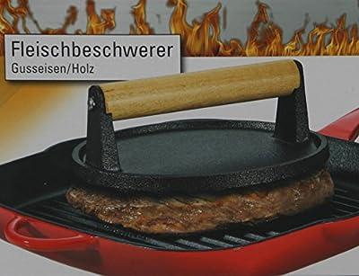 Küchenprofi 1066711000 Fleischbeschwerer Guss