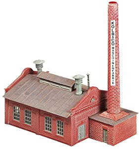 Faller - Edificio industrial de modelismo ferroviario N Importado de Alemania