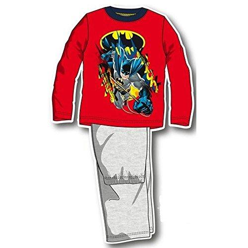 Pyjama lang Batman Gr. 98, mehrfarbig