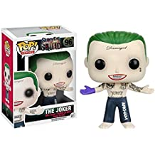 Suicide Squad Joker Funko Pop Vinyl Toy With Box Protector by Toy Thug