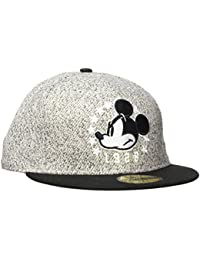 New Era Hommes 59FIFTY Micky Mouse Walt Disney Casquette Noir Black 1f7befdbbf1c