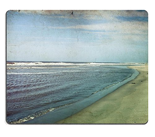 MSD Natural Rubber Mousepad IMAGE 19881449 Vintage windy seascape