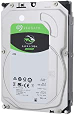 Seagate Barracuda 4TB Internal SATA Hard Drive (ST4000DM004)