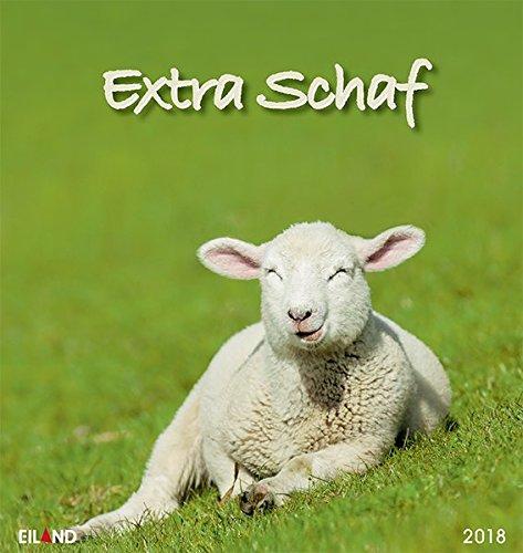 Extra Schaf 2018 - Postkartenkalender