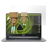 atFolix Displayschutz für Acer Swift 1 (SF114-32) Spiegelfolie - FX-Mirror Folie mit Spiegeleffekt