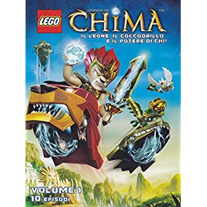 Lego - Legends of Chima Stagione 01 Volume 01 5051891107489 LEGO