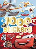 1 000 stickers Cars & Planes