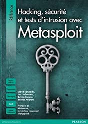 Metasploit Sécurité & hacking - Le guide du pentesteur