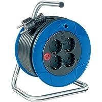 Brennenstuhl 1079180004 Dévidoir de cble compact avec cble H05VV-F 3G1,5 15 m