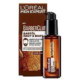 L 'Oréal Men Expert Barber Club baardolie, gezonde baardgroei verzorgde en gebändige baardstijl zonder jeuk met cederhoutolie (30 ml)