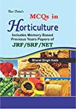 #10: MCQs in Horticulture for JRF Exam. (2017 Ed)