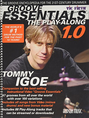 Tommy Igoe Groove Essentials Volume 1 The Play-Along Drums Book/Cd-