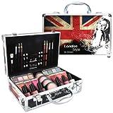 Gloss ! Make up & accessoires - Mallette de Maquillage - Coffret 60 Pièces de Cosmétiques, Coffret Cadeau-Coffret Maquillage