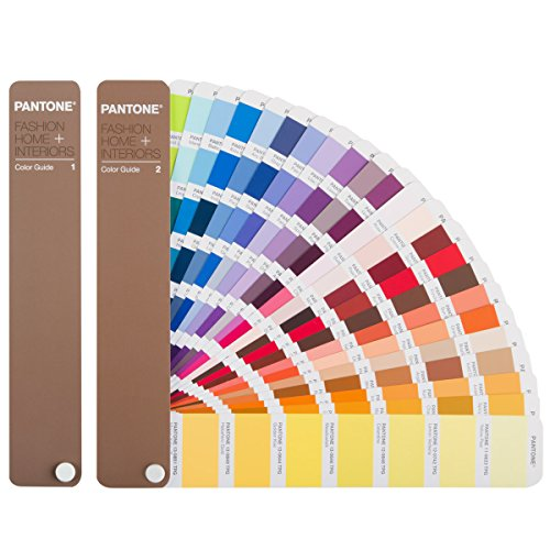 PANTONE FHIP110N FHI Fashion & Home + Interiors Color Guide Set [Set aus zwei Fächern] -